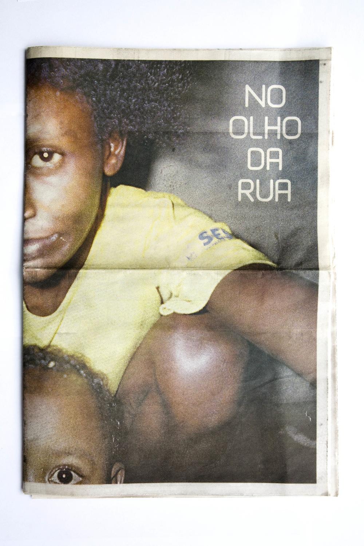 No Olho da Rua, Julian Germain, Patricia Azevedo, Murilo Godoy, 2007